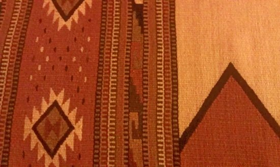Niwot Inn & Spa: Textiles: Rug in bedroom