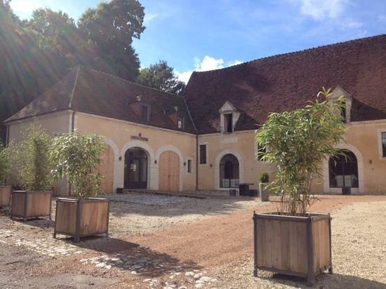 Domaine de Villeray : spa