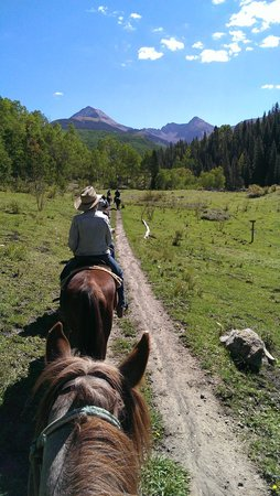 Majestic Dude Ranch: All-Day Ride