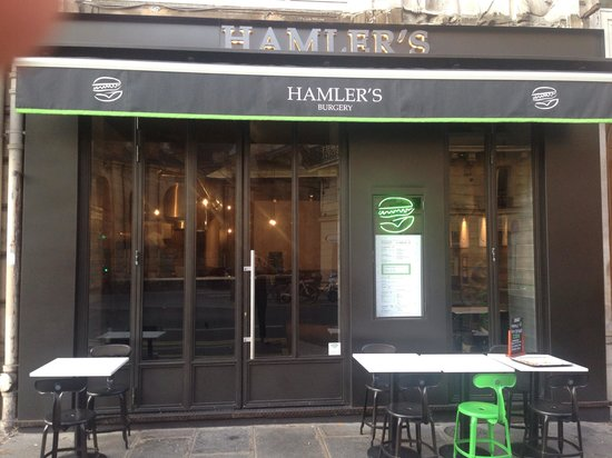 Hamler's burgery : Entrée