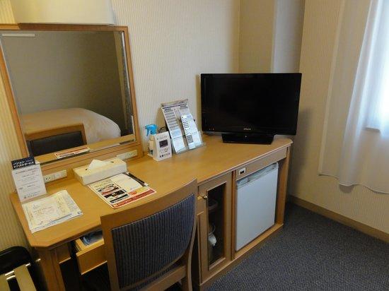 Kagoshima Tokyu REI Hotel: 室内