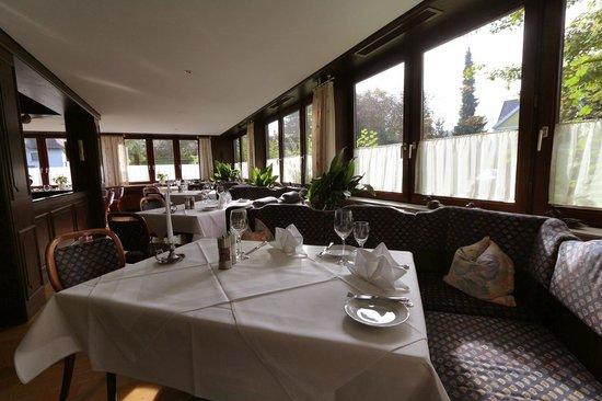 Schachener Hof: Restaurant