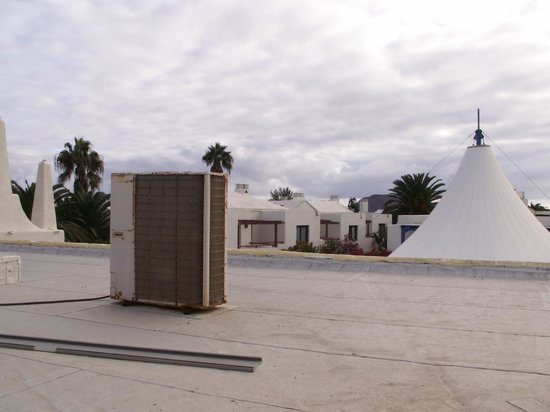 Suite Hotel Atlantis Fuerteventura Resort: vue chambre
