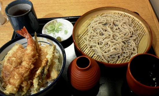Tendon Tenya, Shinchitose Airport