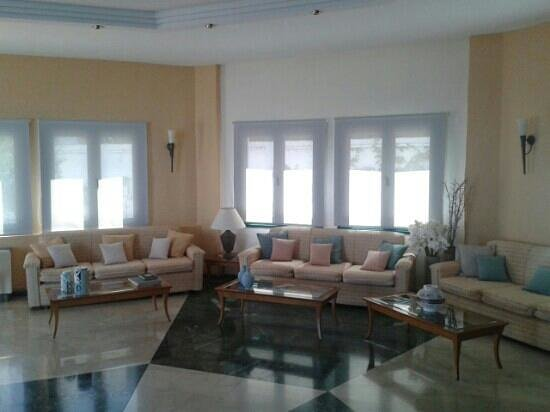 Kalidon Panorama Hotel: at the lobby..