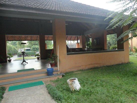 ABAD Green Forest Resort: reception