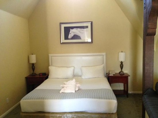 Wine Valley Inn & Cottages : Bedroom