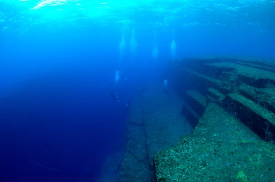Okinawa Prefecture, Japan: yonaguni monument