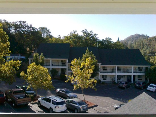 Quality Inn Yosemite Valley Gateway: Safe, spacious, with great views