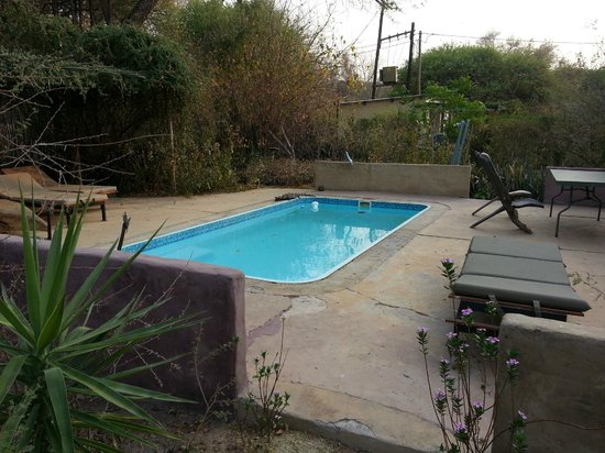 Discovery Bed and Breakfast: piscina