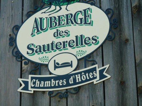 Auberge des Sauterelles