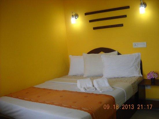 Nature Dale Munnar: bedrooms