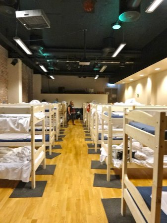 Bergen YMCA Hostel: 32 bed dorm
