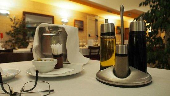 Barbieri: le service de table