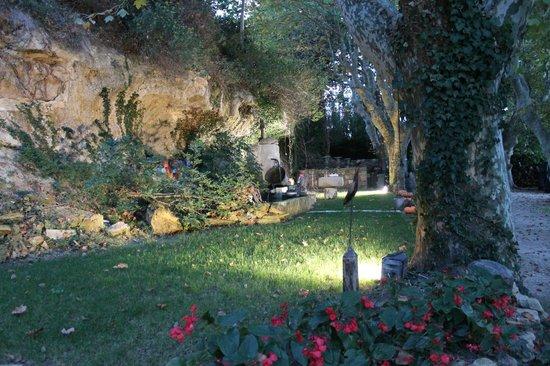 Le Moulin De Bonfilhon : le jardin