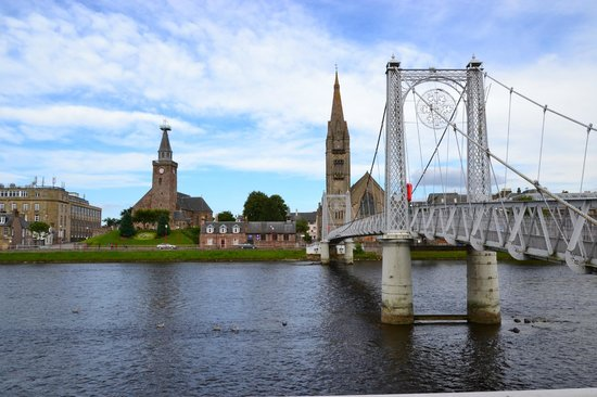 River Ness : Inverness