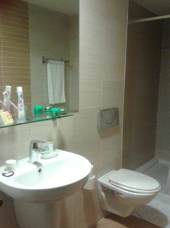Dormavalencia Hostel Regne : baño