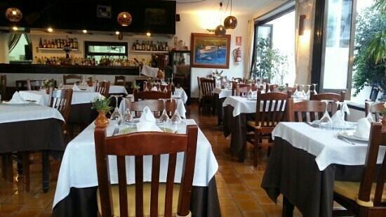 Ca'n Trompe: Inside restaurant