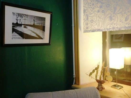 Students Rooms Mini-Hotel: Green Room