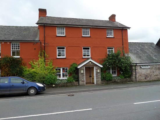 The Felin Fach Griffin: Front view