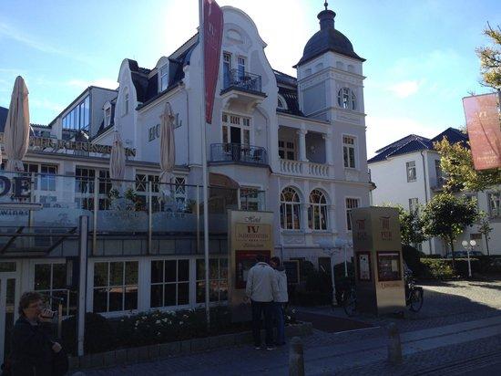 Hotel Vier Jahreszeiten Kuehlungsborn: Vier jahreszeiten