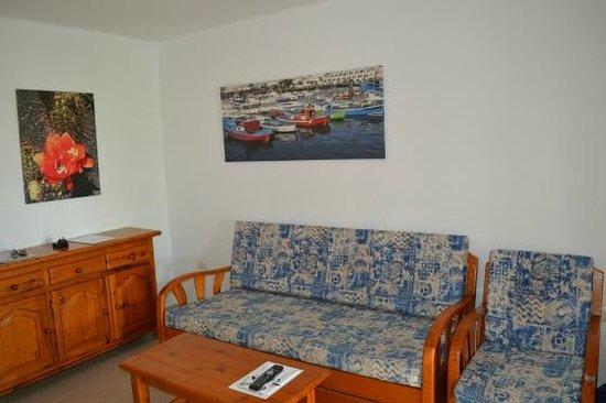 Apartamentos Villa Canaima: Lounge