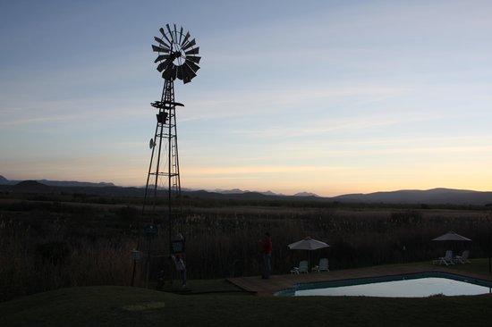 De Zeekoe Guest Farm: Windmill