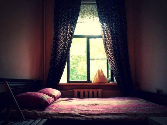 Students Rooms Mini-Hotel: Yellow room