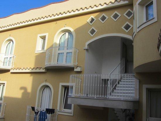 Hotel Stella d'oro: Hotel
