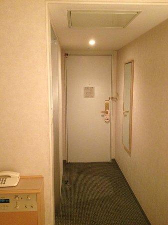 Kurume Washington Hotel Plaza: 扉