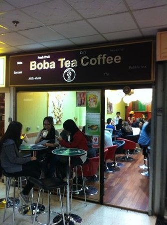 Boba Tea Coffee