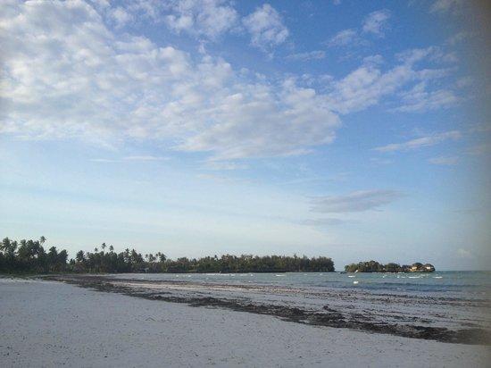 Santa Maria Coral Park: Playa de Pongwe