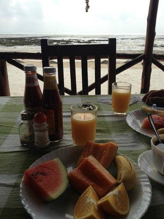 Santa Maria Coral Park : Desayuno