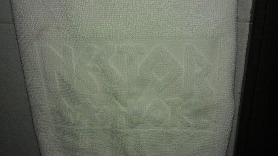Nestor Hotel: полотенце