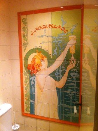 L'Aubergeade: Toilets