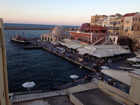 Hotel Belmondo: Vu de notre terrasse de la chambre Belmondo