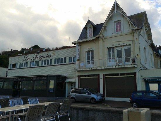 Hotel Restaurant Les Fregates : Les Frégates