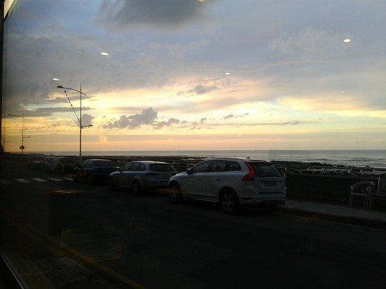 Hotel Restaurant Les Fregates : Une nuit d'octobre sur Veulette-sur-Mer