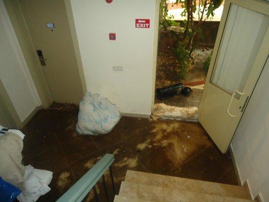 Golden Age Hotel: boue