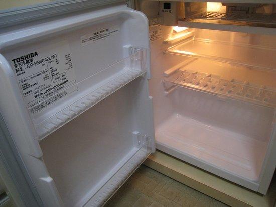 Daiwa Roynet Hotel Shinyokohama : 冷蔵庫