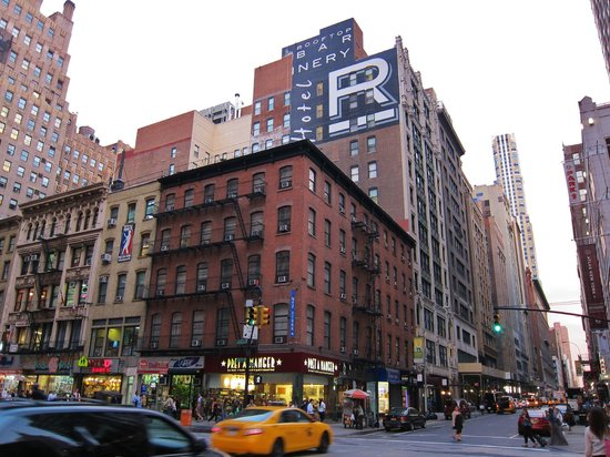 hotel picture of americana inn new york city tripadvisor