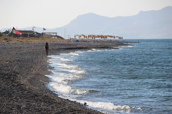 Eden Village Natura Park: The beach is a few minutes walk from the hotel