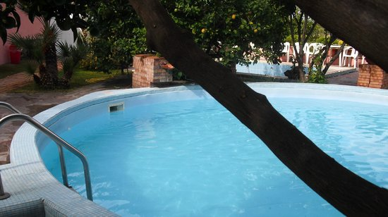 Hotel Bel Tramonto: piscina