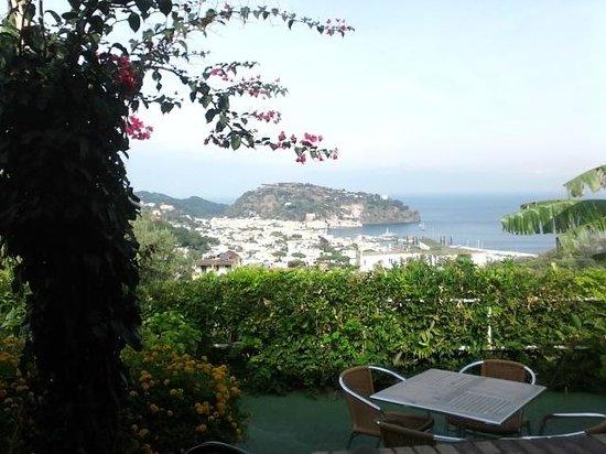 Hotel Bel Tramonto: panorama