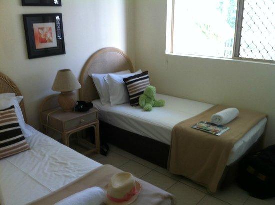 Port Douglas Sands Resort: Twin room