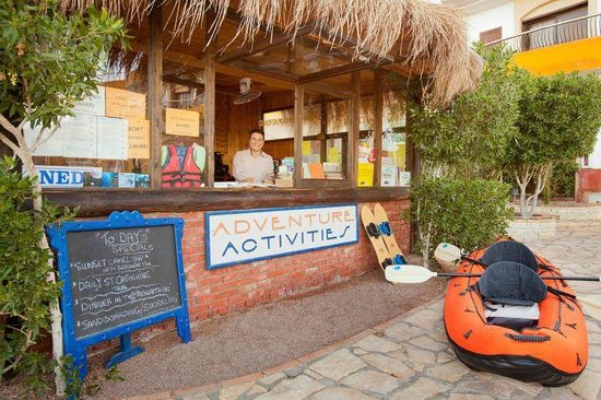Coral Coast Hotel: Desert, Activity & Excursion Center