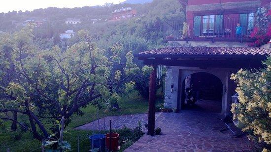 Casa del Tempo Ritrovato : The entrance