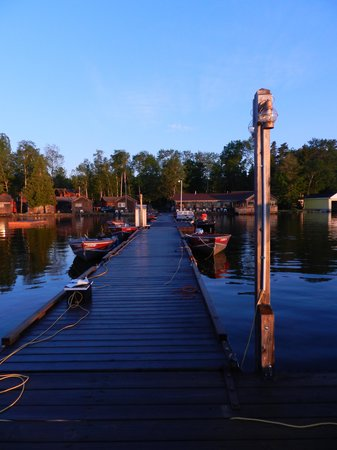 Danforth, ME : long dock