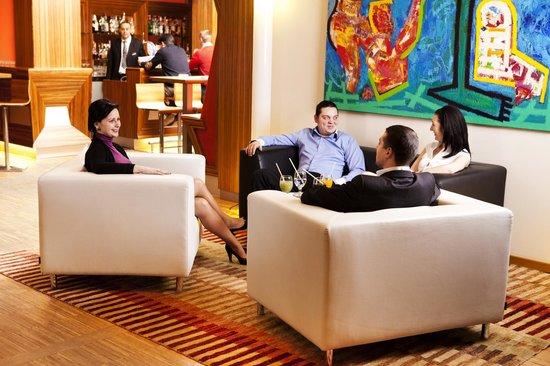 The Gerald's Hotel: Lobby