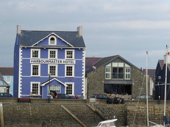 Harbourmaster Hotel: Late Sunday afternoon in October